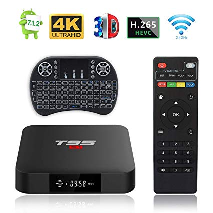 convertir tu Tv en Smart T95 S1 TV Box