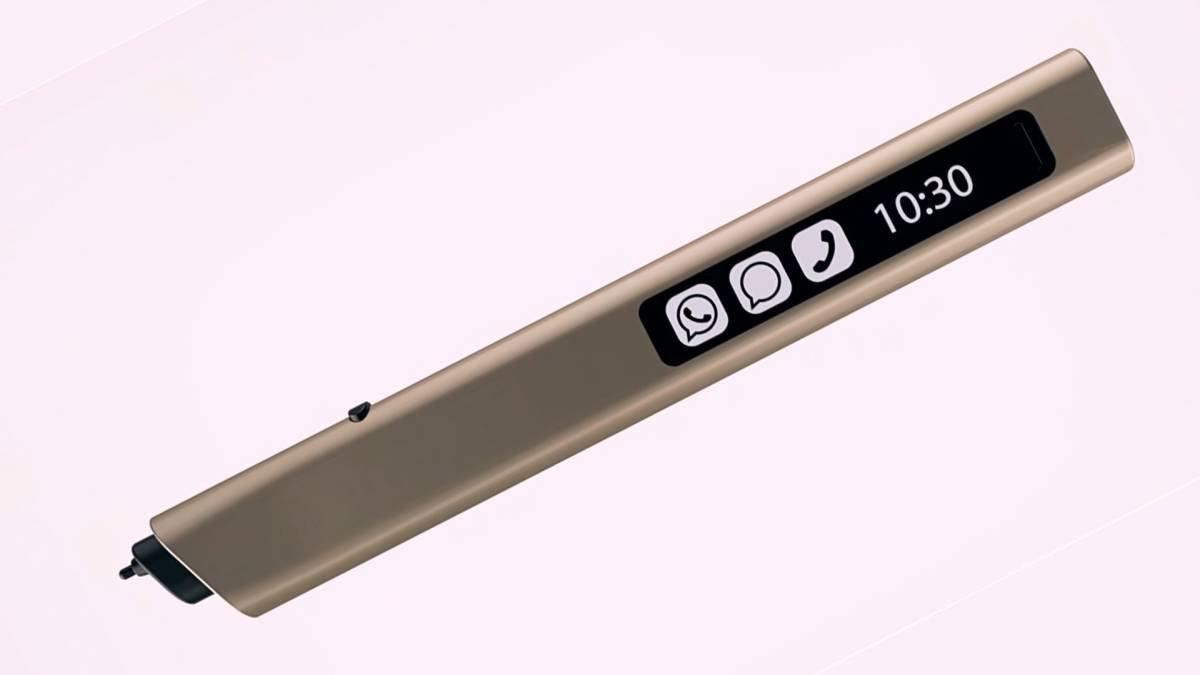 Phree: el bolígrafo digital